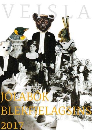 Veisla: Jólabók Blekfjelagsins 2017