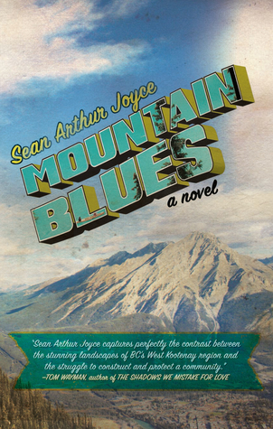 Mountain Blues by Sean Arthur Joyce