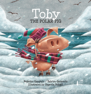 Toby the Polar Pig