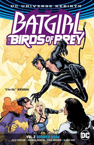 Batgirl and the Birds of Prey, Volume 2: Source Code