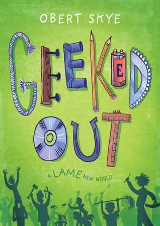 Geeked Out (Untitled, #1)