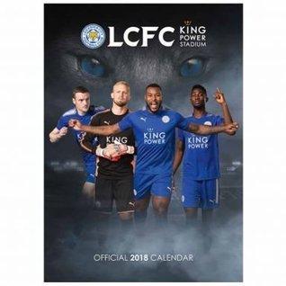 Leicester City 2018 A3 Calendar - A3 Poster Format Calendar