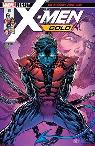 X-Men: Gold #18