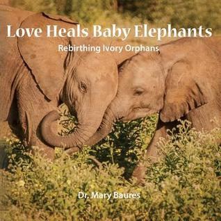 Love Heals Baby Elephants; Rebirthing Ivory Orphans by Mary Baures