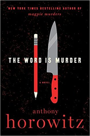 The Word Is Murder (Hawthorne, #1)