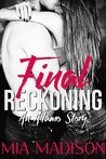 Final Reckoning (The Adamos Book 11)