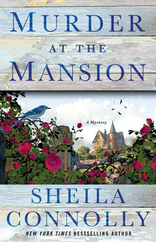 Murder at the Mansion (Victorian Village Mysteries #1)