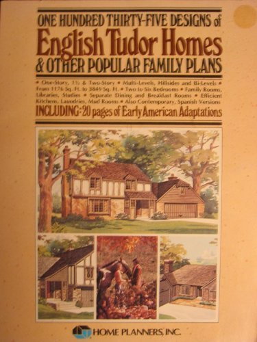 135 English Tudor Homes