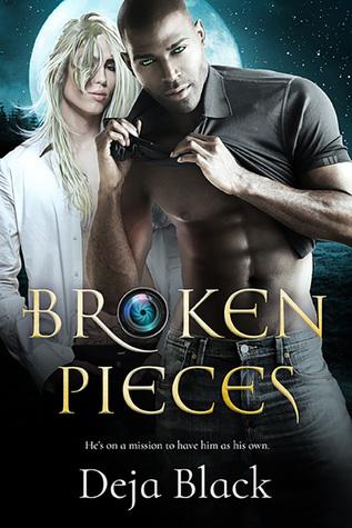 Broken Pieces (Broken, #1)