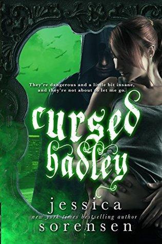 Cursed Hadley by Jessica Sorensen