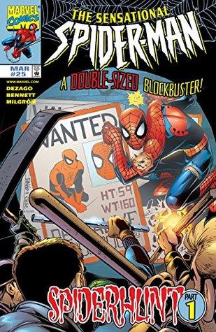 Sensational Spider-Man (1996-1998) #25