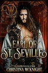 Earl of St. Seville  (Wicked Earls' Club #11)