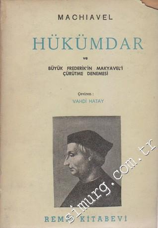 Hükümdar ve Büyük Frederik'in Makyavel'i Çürütme Denemesi