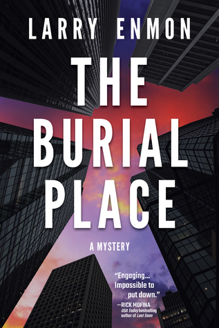 The Burial Place (Rob Soliz and Frank Pierce, #2)