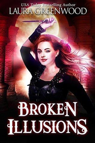 Broken Illusions (Ashryn Barker, #2)