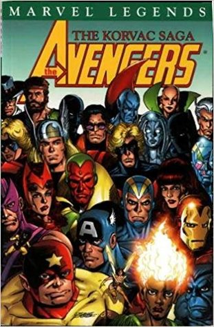 Avengers The Korvac Saga By Jim Shooter