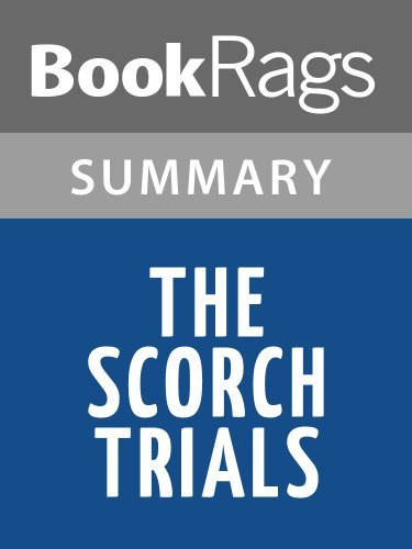 Summary & Study Guide The Scorch Trials by James Dashner