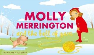 Molly Merrington and the ball of yarn