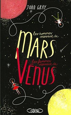 Les Hommes viennent de Mars les femmes de Vénus