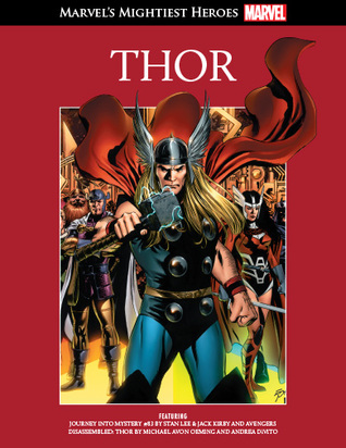 Thor (Marvel's Mightiest Heroes Graphic Novel Collection #43)