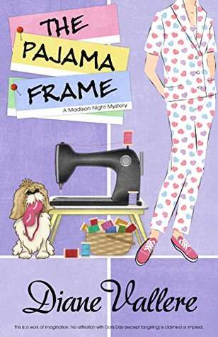 The Pajama Frame (A Madison Night Mystery Book 5)