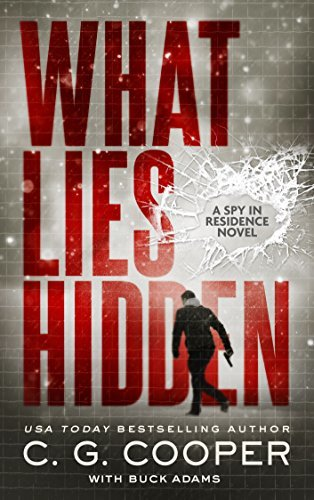 What Lies Hidden (Spy In Residence #1)