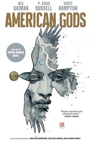 American Gods Volume 1: Shadows (Graphic Novel)