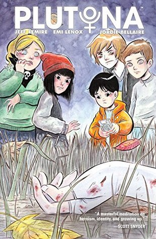 Image result for plutona graphic novel