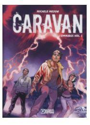 Caravan Omnibus vol 1  (Caravan #1-6 )