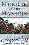 Murder at the Mansion (Victorian Village Mysteries, #1)