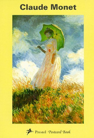 Claude Monet: Postcard Books (Prestel Postcard Book)