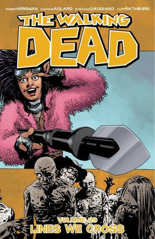 The Walking Dead, Vol. 29: Lines We Cross