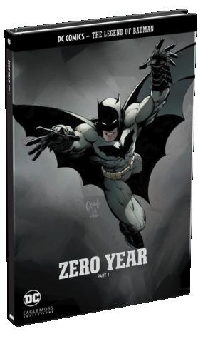 Zero Year: Part 1 (DC Comics - The Legend of Batman #1)