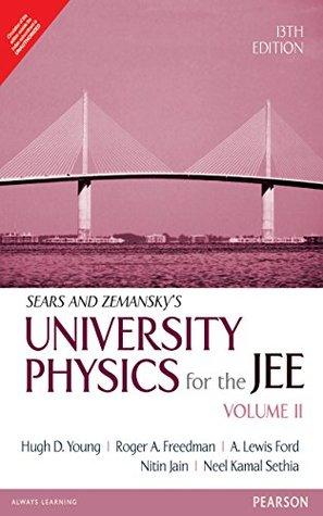 University Physics for the JEE: Volume II