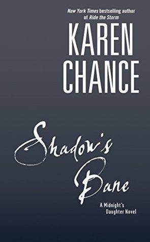 Shadow's Bane (Dorina Basarab #4)
