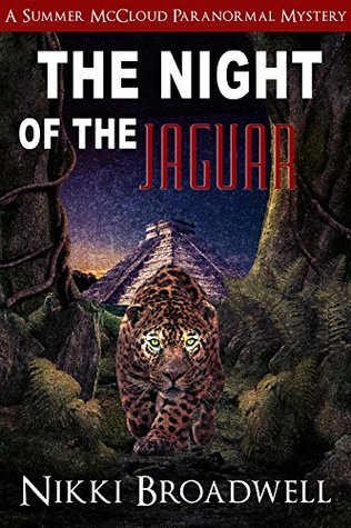 The Night of the Jaguar (Summer mcCloud Paranormal Mystery)