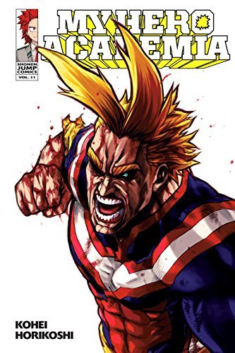 My Hero Academia, Vol. 11: End of the Beginning, Beginning of the End