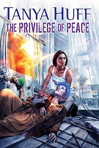 The Privilege of Peace (Peacekeeper, #3; Confederation, #8)