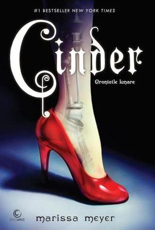 Cinder (Cronicile lunare, #1)