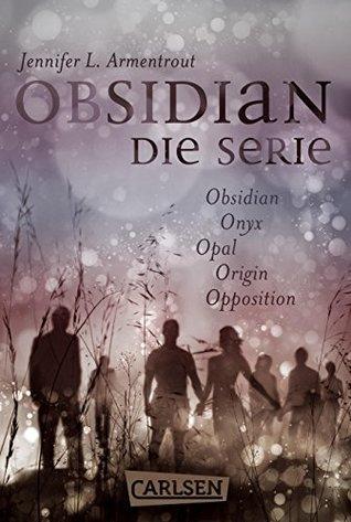 Obsidian - Die Serie (Obsidian, #1-5)
