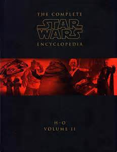 The Complete Star Wars Encyclopedia, Vol. II: H-O