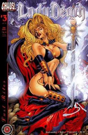 Lady Death: Last Rites #3