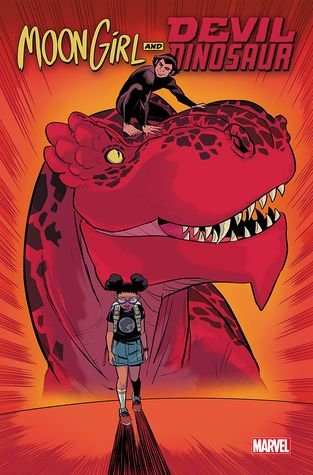 Moon Girl and Devil Dinosaur, Vol. 4: Girl-Moon