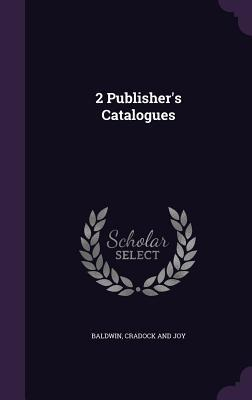 2 Publisher's Catalogues