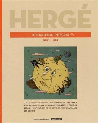 Hergé - Le Feuilleton Intégral, T.11: 1950-1958