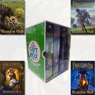Fablehaven / Rise of the Evening Star / Grip of the Shadow Plague / Keys to the Demon Prison