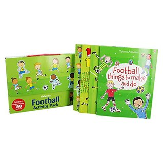 Footbal Activity Pack