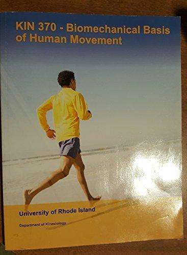Biomechanics Basis of Human Movement