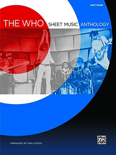 The Who: Sheet Music Anthology: Easy Piano (Piano)