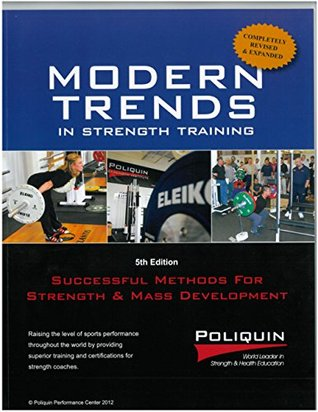 Modern Trends in Strength Training